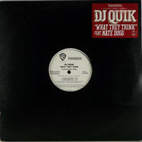 DJ Quik // What They Think // WD041A