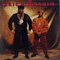 Eric B & Rakim // Let The Rhythm Hit 'Em // HE008B