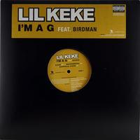 Lil Keke // I'm A G // HL053A