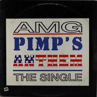 AMG // Pimp's Anthem // WA024C