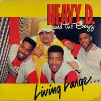 Heavy D & The Boyz // Living Large // HH003B