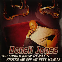 Donell Jones // You Should Know (Remix) / Knocks Me Off My Feet (Remix) // RD014A
