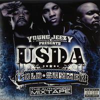 YOUNG JEEZY presents U.S.D.A. // COLD SUMMER (LP) // HU014A