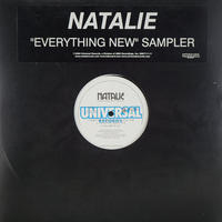 NATALIE // EVERYTHING NEW SAMPLER // RN011A