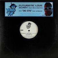 Young L.A // Futuristic Love // HY028A