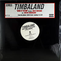 Timberland // Give It To Me // HT015A