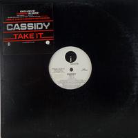 Cassidy // Take It // HC013A
