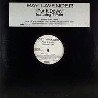 Ray Lavender // Put It Down // RR016A