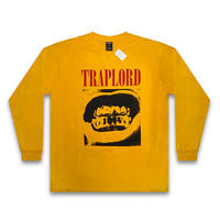TRAP LORD ロンT -GRILLS L/S TEE / GOLD-