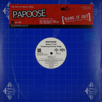 PAPOOSE // BANG IT OUT // HP001A