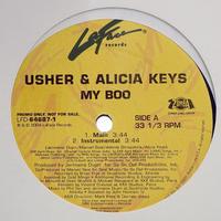 Usher&Alicia Keys // My Boo // RU003A