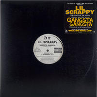 Lil Scrappy // Gangsta Gangsta // HL021A