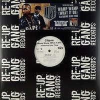 Clipse Featuring Slim Thug // Wamp Wamp (What It Do) // HC024A