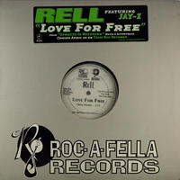 Rell // Love For  Free //RR012B