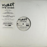 Kurupt // It's Over // WK013B