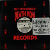 Daz Dillinger // In California // WD003B