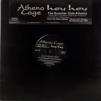 Athena Cage // Hey Hey // RA006A