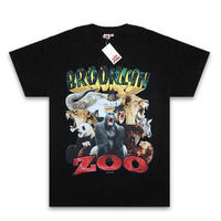 RAP ATTACK Tシャツ -BK ZOO Tee / BLACK-