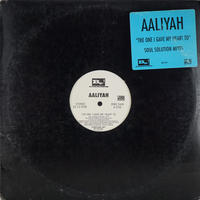 Aaliyah // The One I Gave My Heart To (Soul Solution Mixes) // RA027B