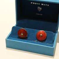 Codis Maya Cuff Links/CMA