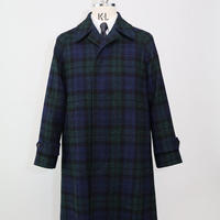 Classic Raglan Sleeve Coat/Black Watch