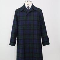Classic Raglan Sleeve Coat/Black Watch