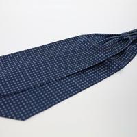 Adamley Ascot Tie/Blue Pattern BLA