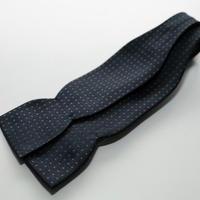 Bow Tie/Jacquard Navy JNA