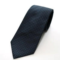Jacquard Tie/Navy JNB