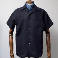 Caribbean Shirts/Navy Linen