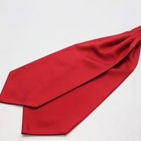 Adamley Ascot Tie/Red