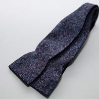 Bow Tie/Purple Flower