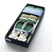 Albert Thurston Braces/Boxcloth Green