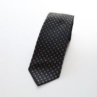 Jacquard Tie/Navy Pattern NVPA