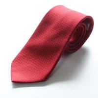 Jacquard Tie /Red RA