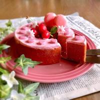 あまおう苺のプレミアムバウム