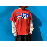 "1990's ""adidas"" T-Shirts"