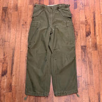 "1950's ""U.S.Military"" M-1951 Field Pants SIZE : SMALL - REGULAR"