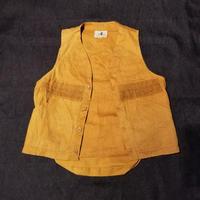 "1960's ""Black Sheep"" Hunting Vest SIZE : M"