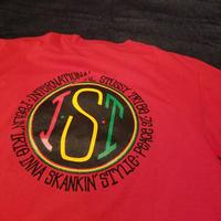 "1980's ""STUSSY"" S/S Tee Dead Stock SIZE : XL"