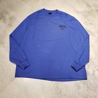 """1980's~ """" STUSSY """" L/S T-Shirt DEAD STOCK SIZE : L"""