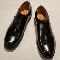 "1980's ""U.S.Navy"" Service Shoes Dead Stock SIZE : 10R"