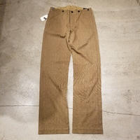 "New ""RRL"" Cotton Work Pants SIZE : W31 L34"