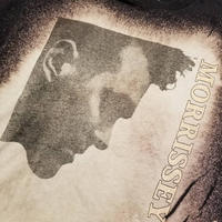 "1990's ""Morrissey"" Short Sleeve Tee SIZE : L"