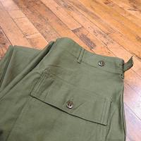 "1950's""U.S.Military"" Baker Pants Dead Stock W36 L32"