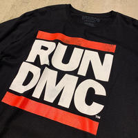 """Run-D.M.C"" Short Sleeve Tee  SIZE : L"