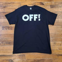 "New ""OFF!"" Short Sleeve Tee SIZE : L/XL"