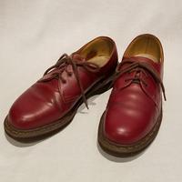 """""""Dr. Martens"""" 3 Holes Leather Shoes SIZE : UK 8 (26.5~27cm)"""