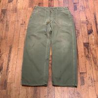 "1950's ""U.S.Military"" Baker Pants SIZE : W31 L27.5"