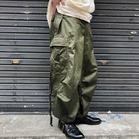 """1950's """"U.S.Military"""" M-51 Arctic Over Pants Dead Stock SIZE : S-R"""